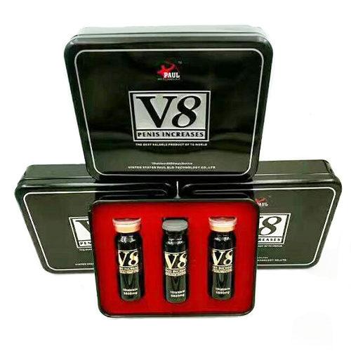 「保羅V8」增硬助勃增大延時30顆一盒一粒見效正品1