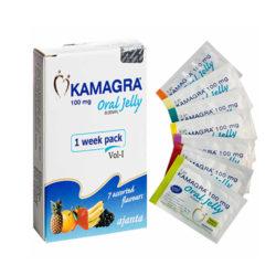 「印度果凍威而鋼」Kamagra Oral Jelly助勃快速卡瑪格拉,水果味