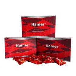 「汗馬糖」馬來西亞進口悍馬糖Hamer candy補充精力延時助勃1