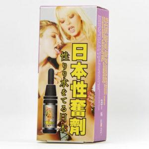 「日本性奮劑」女用春藥,店員自用款,效果好無副作用15ml4