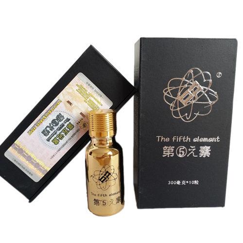 「第五元素」壯陽藥香港進口延時助勃中藥一粒頂十天300mg1