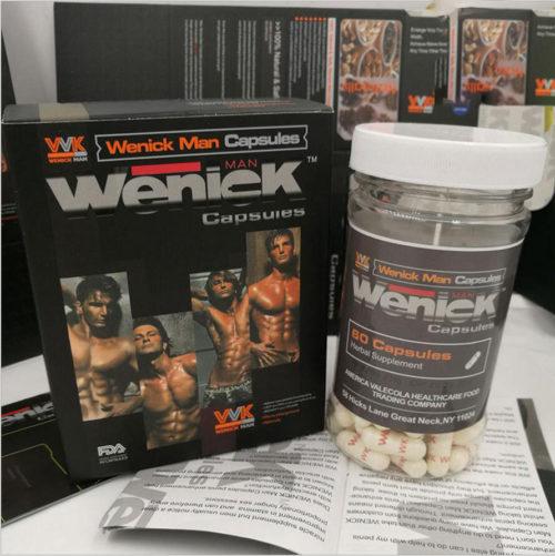 「Wenick man」陰莖增大膠囊美國VVK增大丸30%潛力開發無依賴9