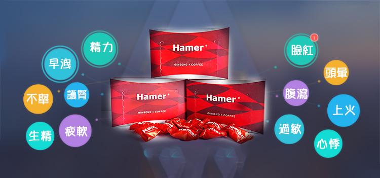 hamer糖果功效和副作用怎麼衡量